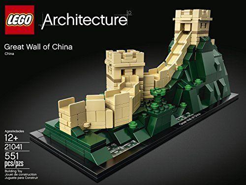 [Real] Lego 21041 Chinesische Mauer