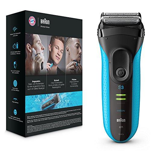 Braun Series 3 ProSkin - Elektrischer Rasierer @Amazon - Weitere 10€ Cashback möglich