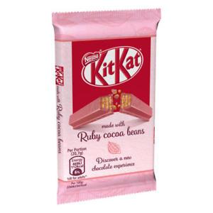 Nestlé KitKat Ruby 15 Stk. Fruchtig Limitiert Schokoladen Schoko Riegel Rote 41.5g