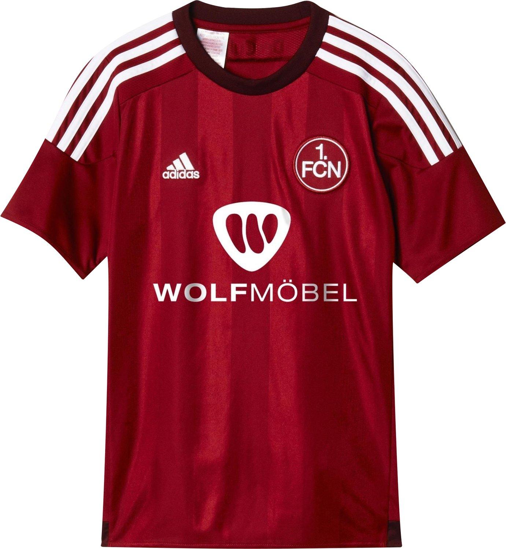 1. FC Nürnberg Kinder Heim Trikot von Adidas 2015/16