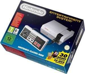 [Conrad] Nintendo Classic Mini für 59,99€ inkl. Versand