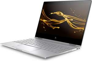 "[saturn / saturn@eBay] HP Spectre X360 13-ae039ng - 13.3"" Full HD Convertible (i7-8550U, 8GB DDR3L, 512GB SSD, IPS, Thunderbolt 3, 802.11ac, Windows 10, 1.29kg, Fingerprint, Windows Hello) in silber für 1.099€ bzw. für 1.035€ (ebay.AU-Trick)"