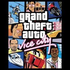 Grand Theft Auto: Vice City für die PS4 - Spiel Supergünstig!