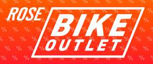 [Lokal Bocholt] Rose Bike Outlet 28. - 30.06.