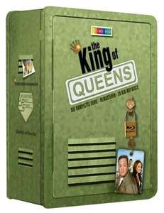 The King of Queens - Die komplette Serie (Spind-Box) (18x Blu-ray)