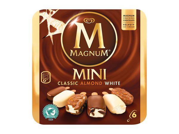 [EDEKA Südwest] diverse Sorten Magnum Eis - z.B. 6er Mini für 1,69€ mit marktguru
