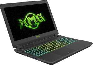 XMG P507 Pro Gaming-Notebook (15,6'' FHD 120Hz G-Sync, Geforce 1070, i7-7700HQ, 8GB RAM, 256GB SSD NVMe, Win 10) für 1169,10€ [Schenker]