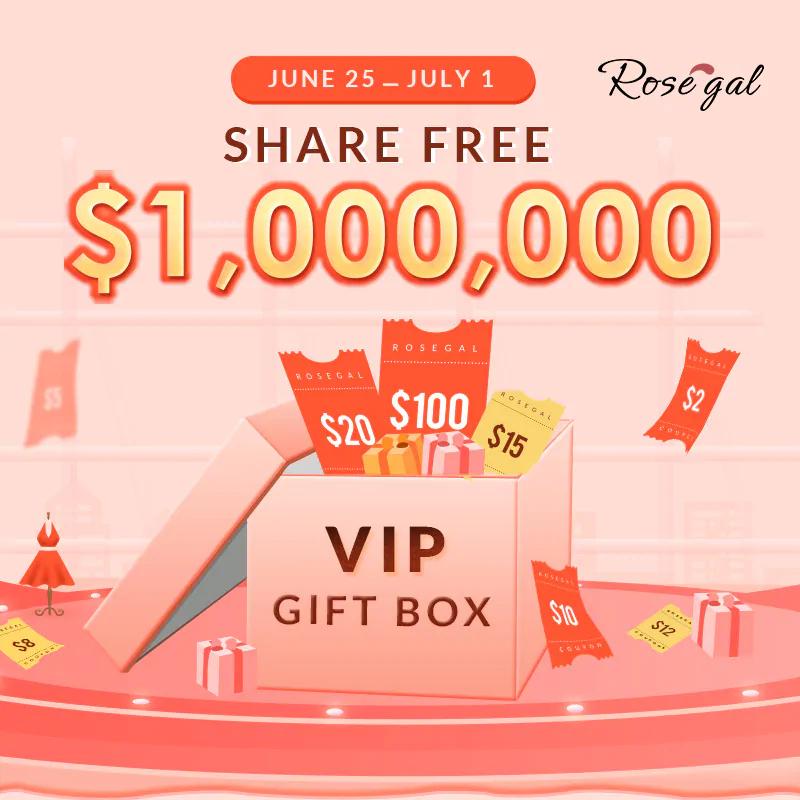 Plus-Size Mode für 0,01$ von rosegal.com durch kostenlosen Coupon