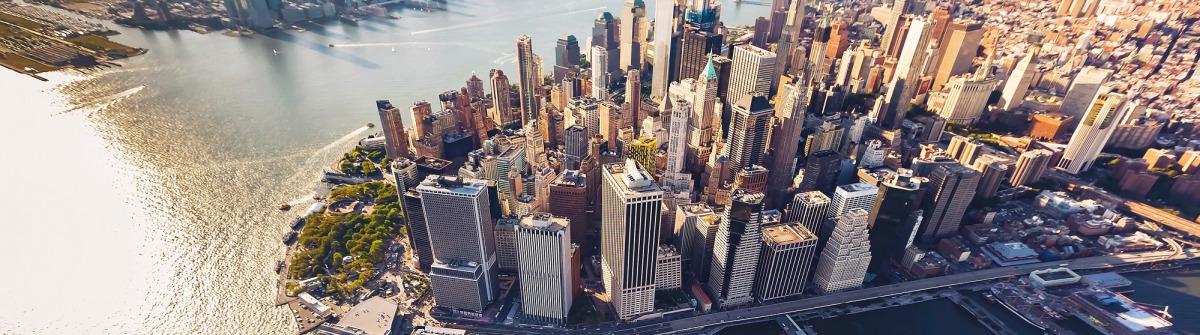 Hin- und Rückflug von Frankfurt nach New York ab nur 232€ mit einem Stop