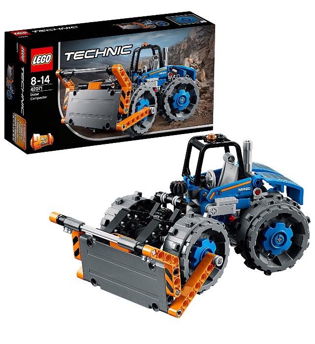 [Lokal Rewe Center DARMstadt] Lego Technic 42071 Raddozer