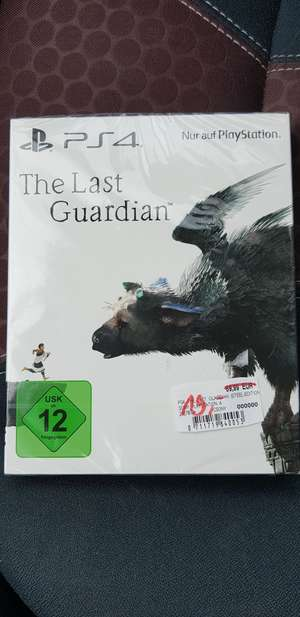 [LOKAL] Media Markt Koblenz The Last Guardian Steelbook