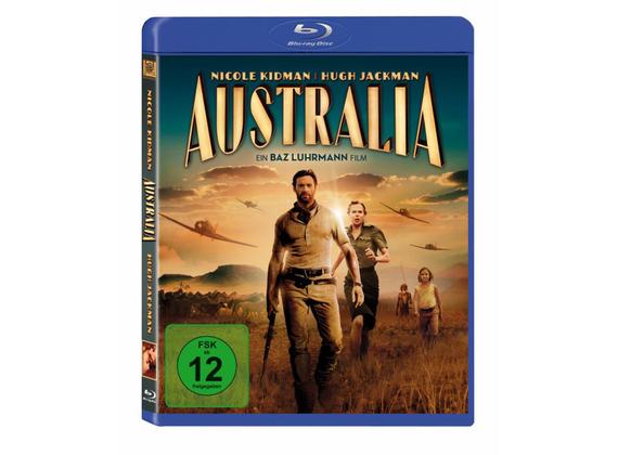 Australia, Blu-ray (Dodax)