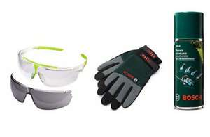 BOSCH 1600A00ZZ8 Woodcare Kit / Gartenpflege-Set [Media Markt]