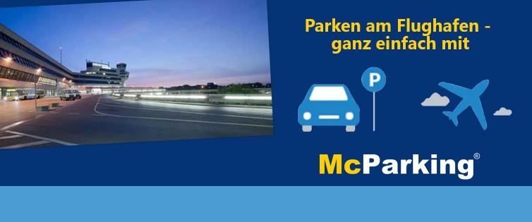 [Berlin/Leipzig ]3€ Cashback + 7€ Rabatt bei McParking, gültig für Buchungen in Berlin Schönefeld (SXF) über Shoop