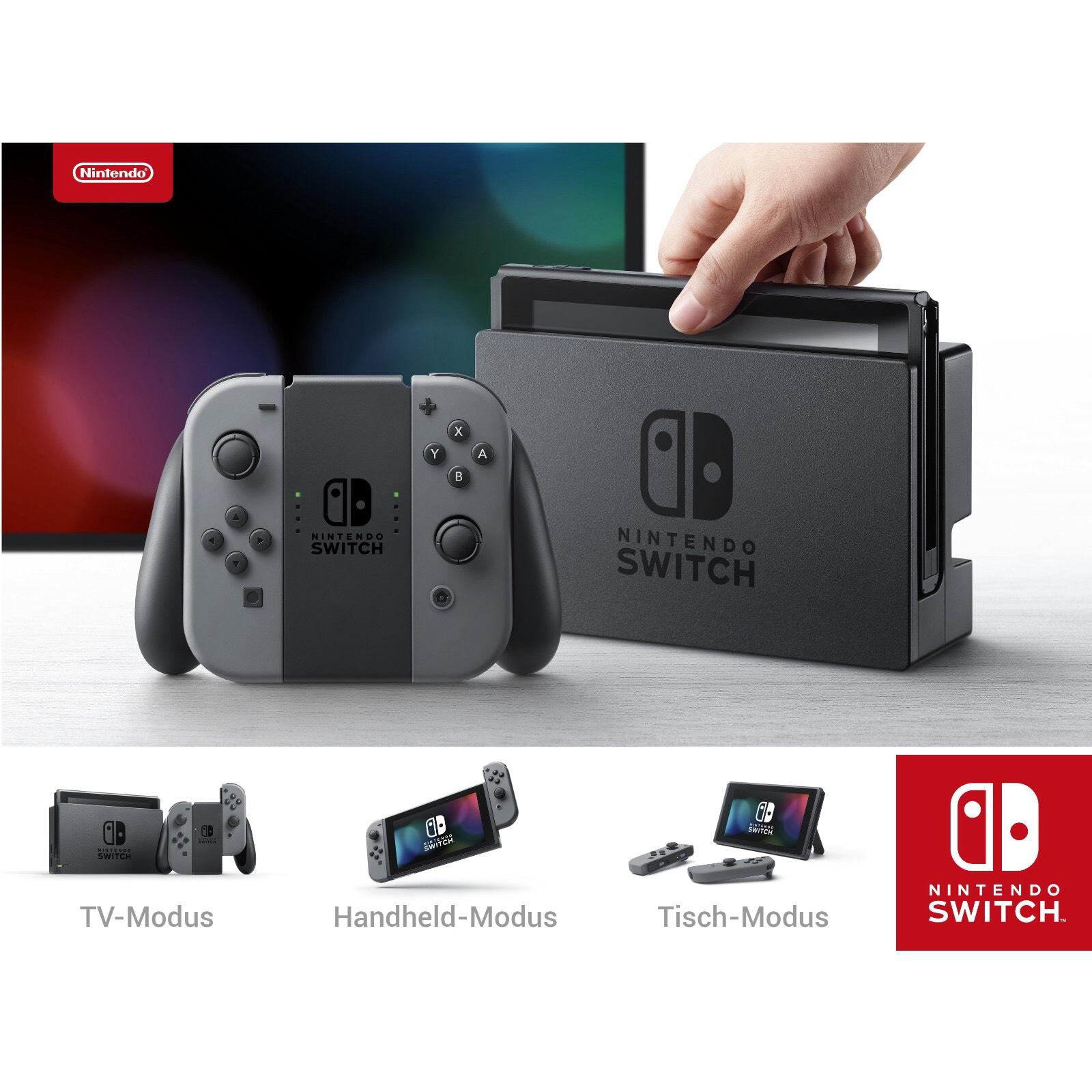 [ebay] Nintendo Switch Konsole NEU + OVP für 242,99€ (mit Umzug nach AU)