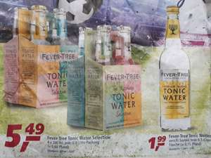 [real bundesweit] 0,5L Fever Tree Premium, div., Tonic Water, Elderflower...