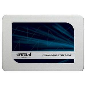 Crucial MX300 SSD mit 525GB für 99€ (Media Markt)