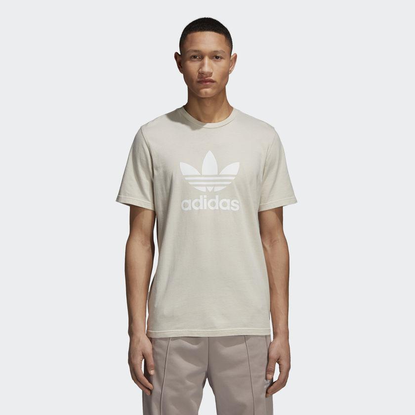 Tag 9: 25% extra Rabatt auf 24 täglich wechselnde Outlet-Artikel bei adidas, heute z.B. Originals Trefoil T-Shirt