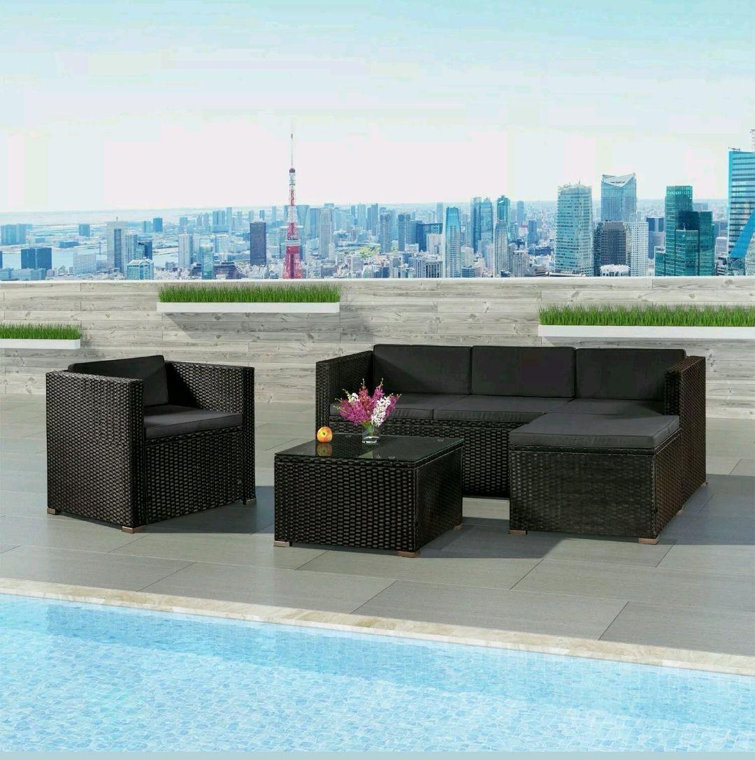 Polyrattan lounge  / Gartenmöbel /