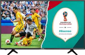"[Marktkauf Region Minden] Hisense H65NEC5205 (65"", UHD TV, Triple Tuner, 60 HZ, direct lit)"
