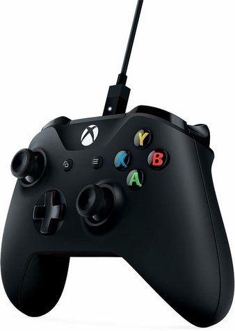 [OTTO] Microsoft® Xbox Controller + Kabel für Windows  (Neukundengutschein)