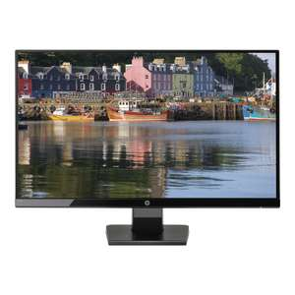 "HP 27w, LED-Monitor, Full HD, 68,6 cm (27"")"