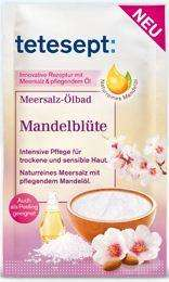 [FACEBOOK] Rossmann Produkttester: tetesept Meersalz-Ölbad Mandelblüte