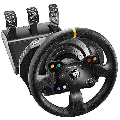 ThrustMaster TX Racing Wheel Leather Edition für Xbox und PC