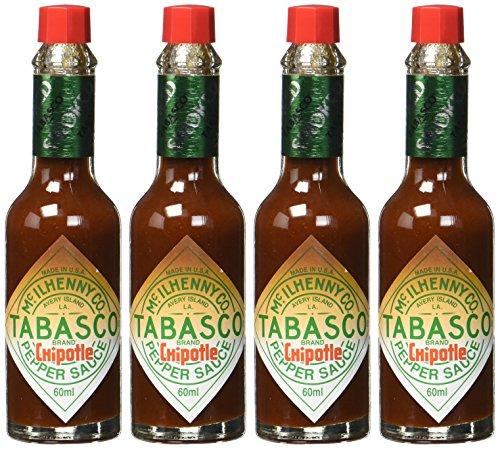Tabasco Chipotle Sauce 4er Pack (4 x 60 ml) für 2,59€ (Amazon Plus Produkt)