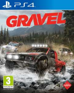 Gravel (PS4/Xbox One) für 19,12€ (Shopto)
