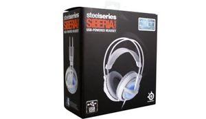 SteelSeries Siberia V2 Headset in weiß für 29,99 € vom Hersteller generalüberholt