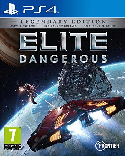 Elite Dangerous: Legendary Edition (PS4 & Xbox One) für je 23,65€ (Amazon FR)