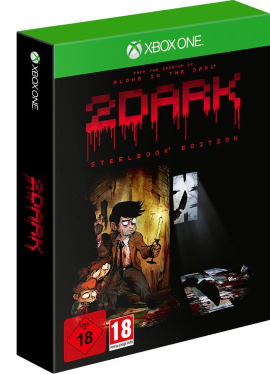 2Dark Collector's Edition (Xbox One) für 7,99€ & (PS4) für 8,99€ (GameStop)