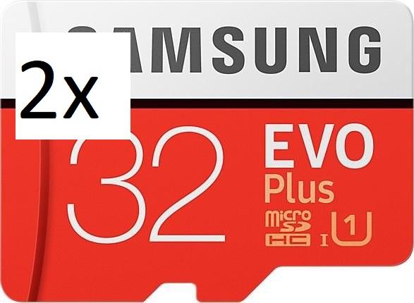 2x Samsung Evo Plus microSD mit 32GB für 18,18€ [Mymemory]
