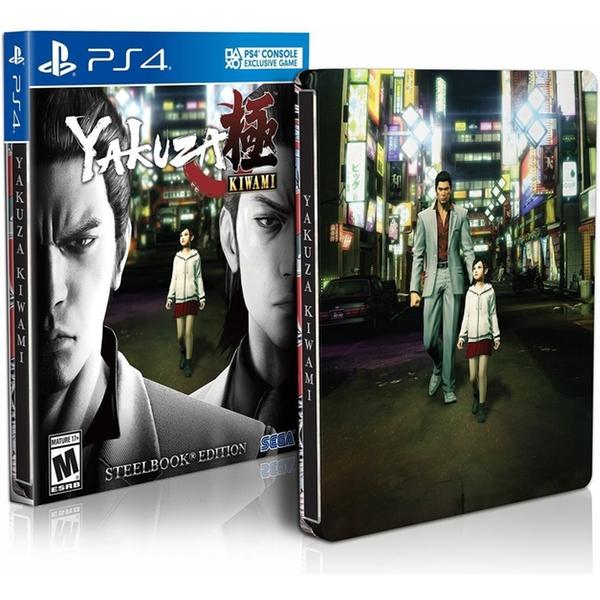 Yakuza Kiwami Day One Edition Steelbook Edition (PS4) für 20,88€ (Shop4DE)