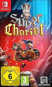Super Chariot (Switch)