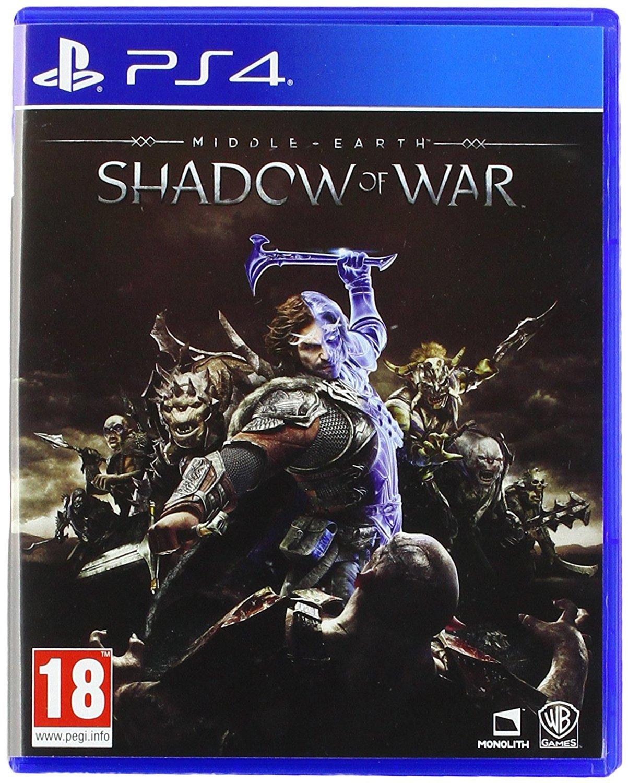 Mittelerde: Schatten des Krieges (PS4) für 17,51€ [Amazon.co.uk]