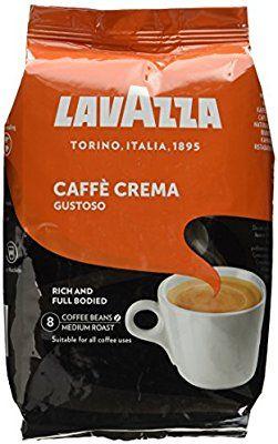 (Amazon Prime) Lavazza Caffè Crema Gustoso 1Kg (Sparabo 5% 9,49€/ 15% 8,49€)