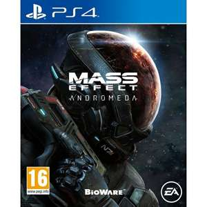 Mass Effect: Andromeda (PS4 & Xbox One)