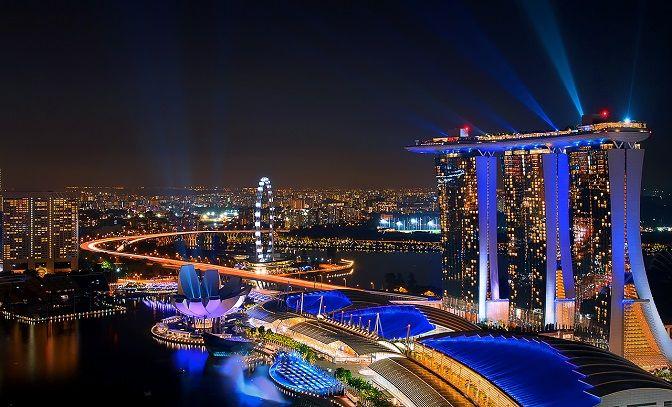 Singapur [August - November / Januar] Hin- und Rückflug von Basel nach Singapur mit KLM ab 369 € inkl. Gepäck