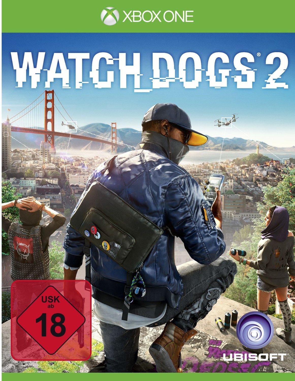 Watch Dogs 2 (Xbox One) für 12,89€ & Mario + Rabbids: Kingdom Battle (Switch) für 29,78€ & Tom Clancy's The Division Gold Edition (PS4) für 18,99€ & Tom Clancy's Ghost Recon: Wildlands Gold Edition (PS4 & Xbox One) für je 22,79€ (Ubisoft Store)