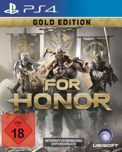 For Honor™ Gold Edition (PS4/Xbox One) für 17,99€ (Ubisoft)