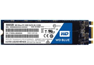 [Saturn/ebay] WD Blue 500GB M.2 2280 SSD