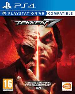 Tekken 7 (PS4/Xbox One) für 24,69€ (Shopto) & 23,78€ (Game.co.uk)