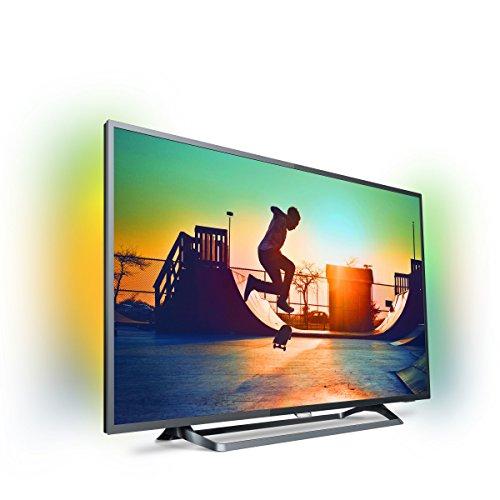 Philips 43PUS6262/12 108cm (43 Zoll) LED (Ambilight, 4K Ultra HD, Triple Tuner, Smart Fernseher) - Versandkostenfrei