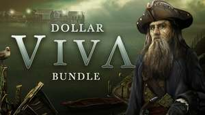 Dollar Viva Bundle (24 Steam Games) für 1€ (Fanatical)