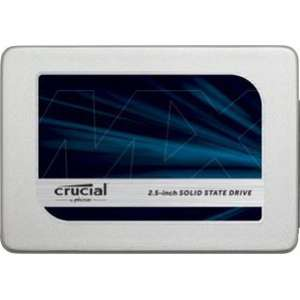"525GB Crucial MX300 2.5"" (6.4cm) SATA 6Gb/s 3D-NAND TLC Toggle (CT525MX300SSD1)"