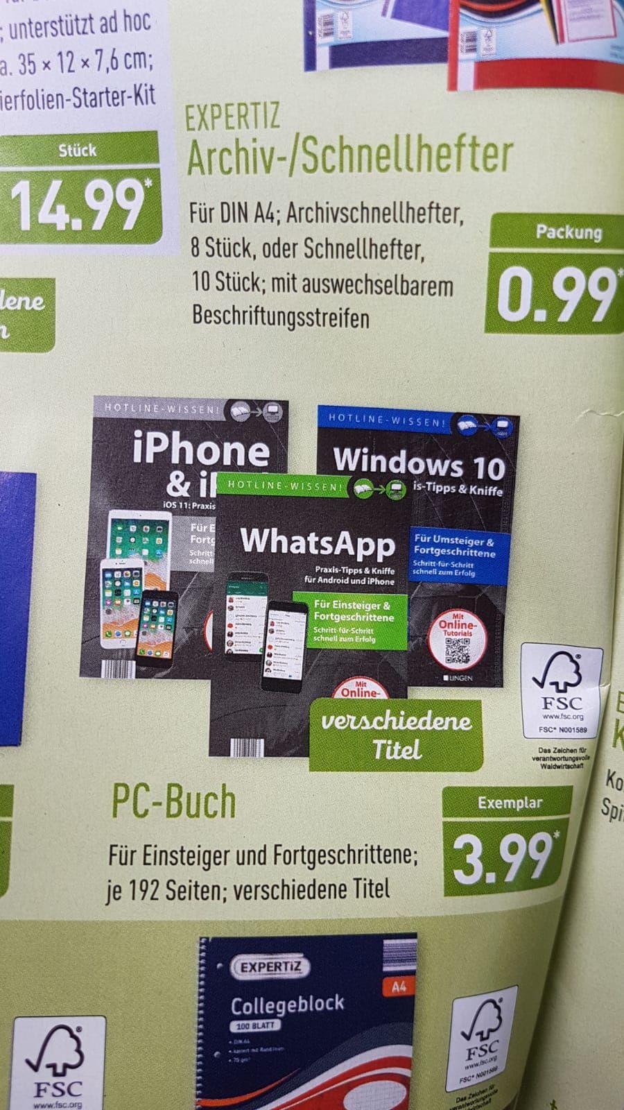 Aldi Nord How To WhatsApp/Windows