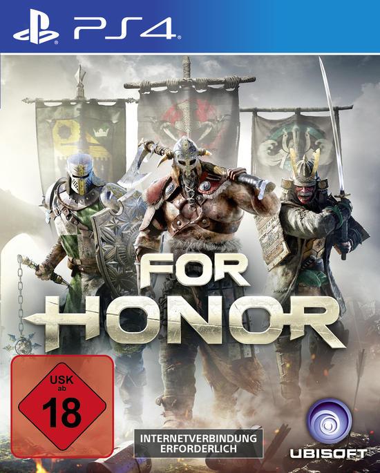 For Honor (PS4 & Xbox One) für je 10,49€ bzw. 8,39€ 100 Ubisoft Punkte (Ubisoft Store)