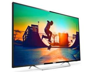 "Philips 65PUS6162 65"" 4K-UHD-LED-HDR-SmartTV"